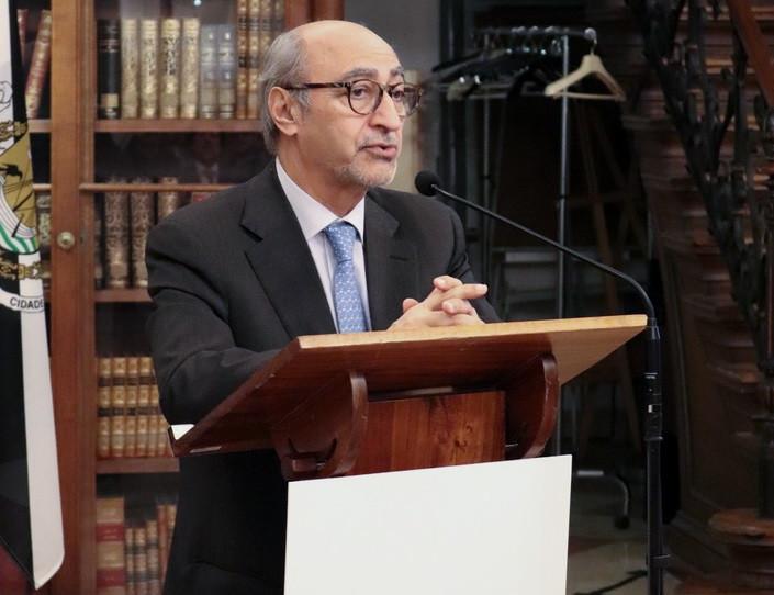 António Pires de Andrade, presidente do IMPIC / ASMIP