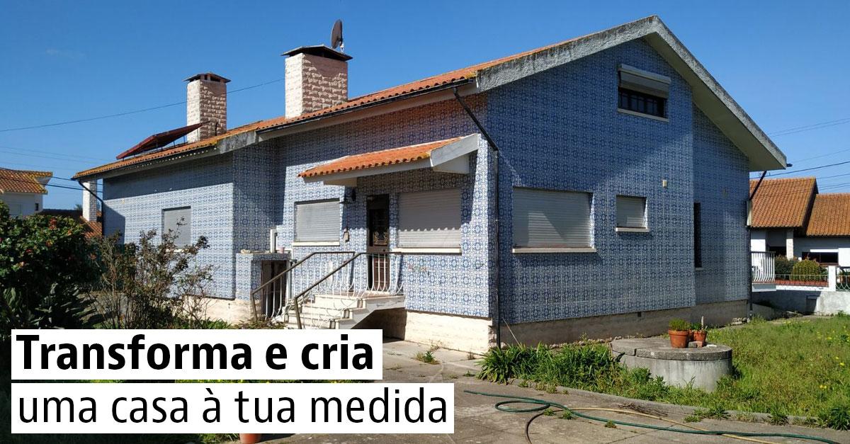 Casas baratas para reabilitar