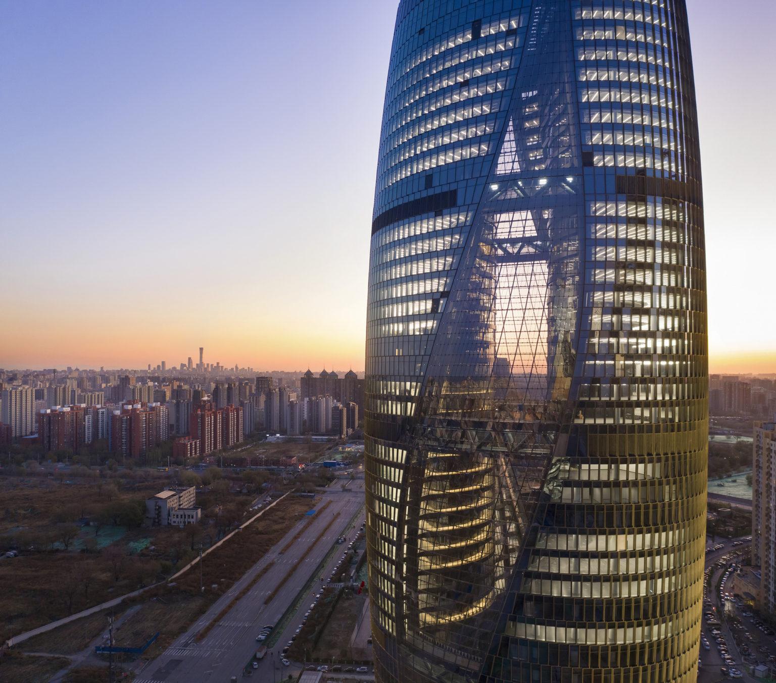 Leeza SOHO, categoria 'Office – High Rise (16+ Floors)'