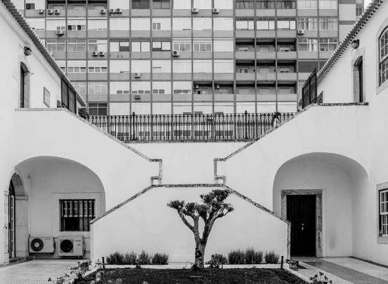 A exposição poderá ser visitada na Galeria Liminare, no Lumiar (em Lisboa)  / Créditos: Andreia Mayer