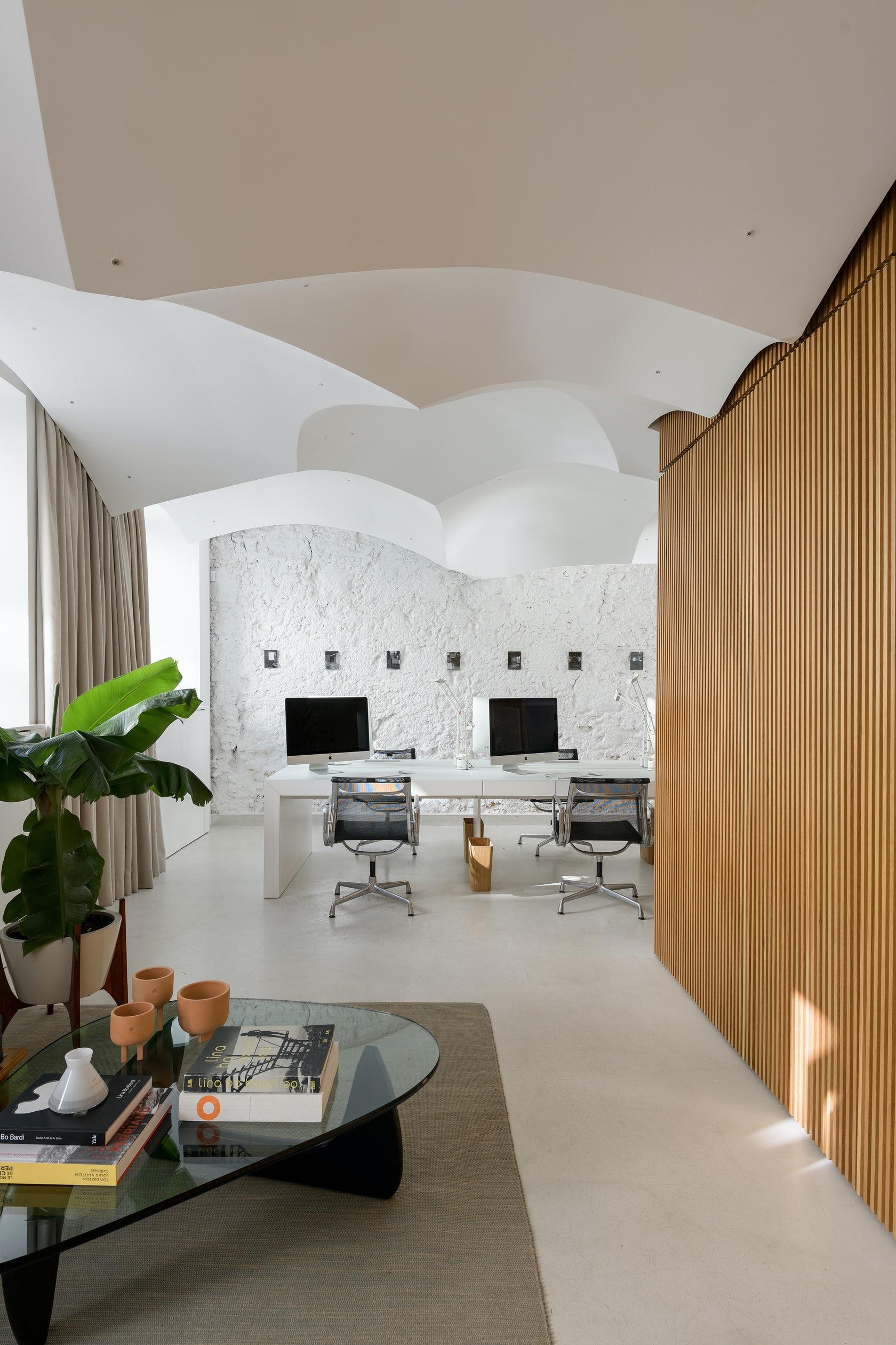 Visão geral do escritório / Ricardo Oliveira Alves