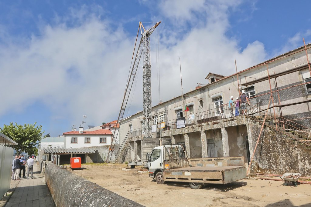 Projeto vai custar dois milhões / Via www.cm-caminha.pt