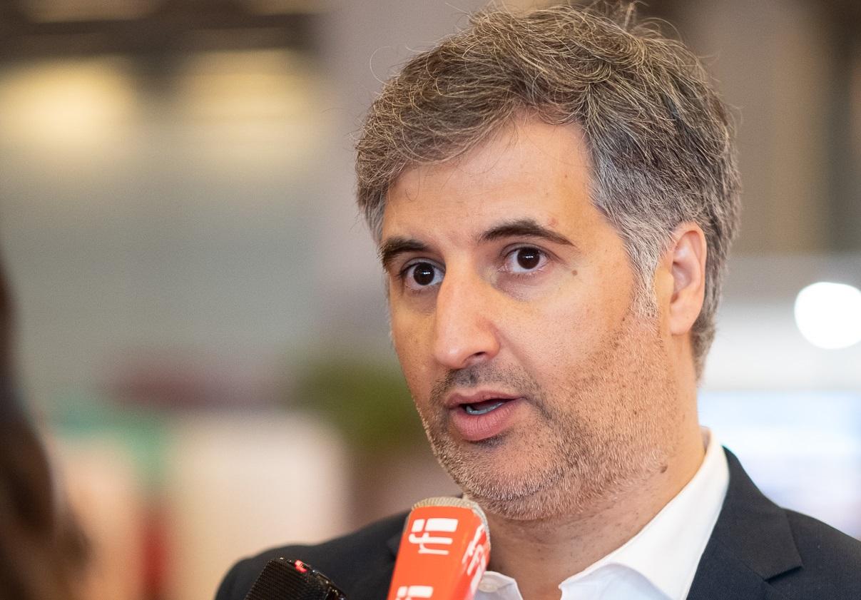 Ricardo Simões, diretor do salão / Jorge Marques - sipp2019