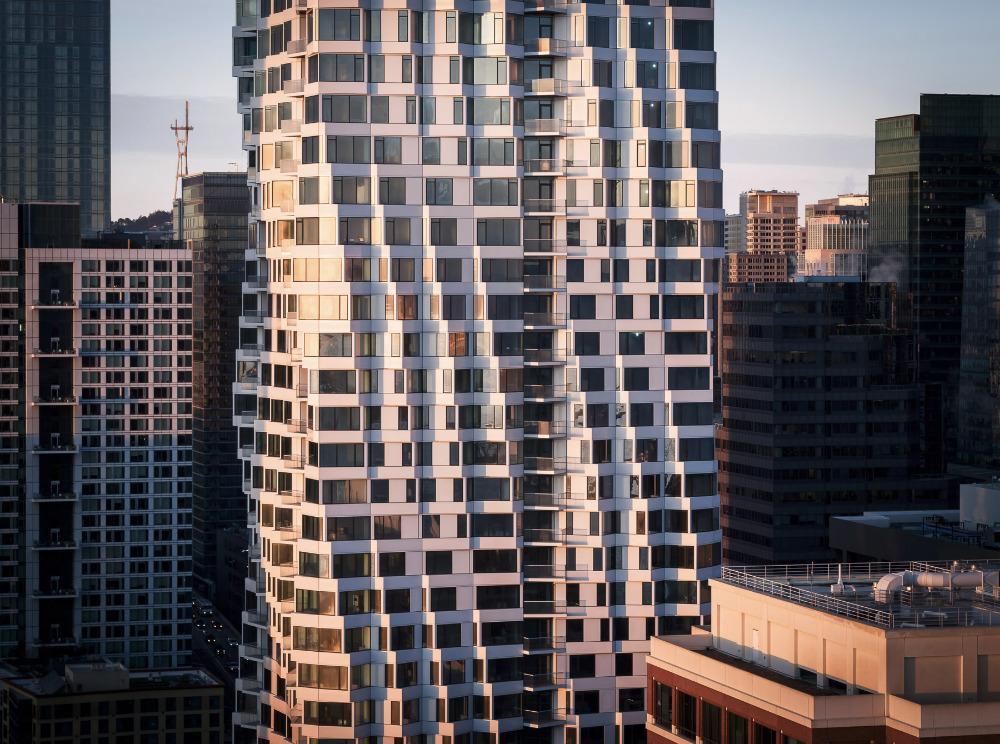 É um edifício sustentável