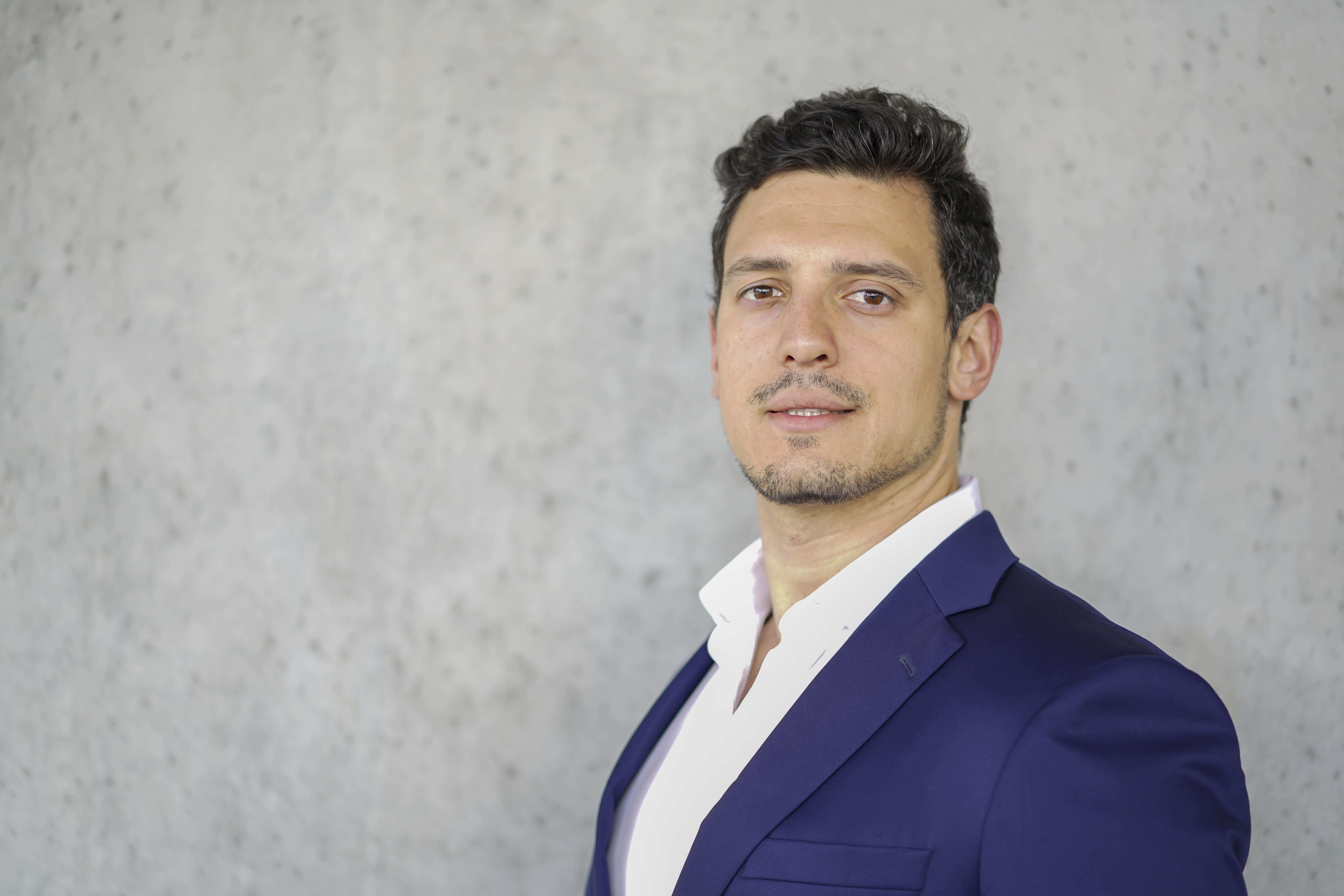 Bruno de Carvalho Matos, Board Member do RICS Portugal / Bruno de Carvalho Matos