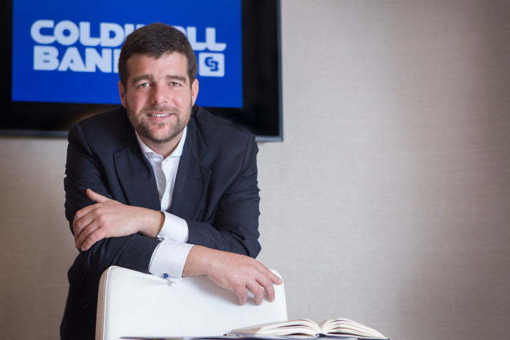 Frederico Abecassis, CEO da Coldwell Banker Portugal / Coldwell Banker Portugal