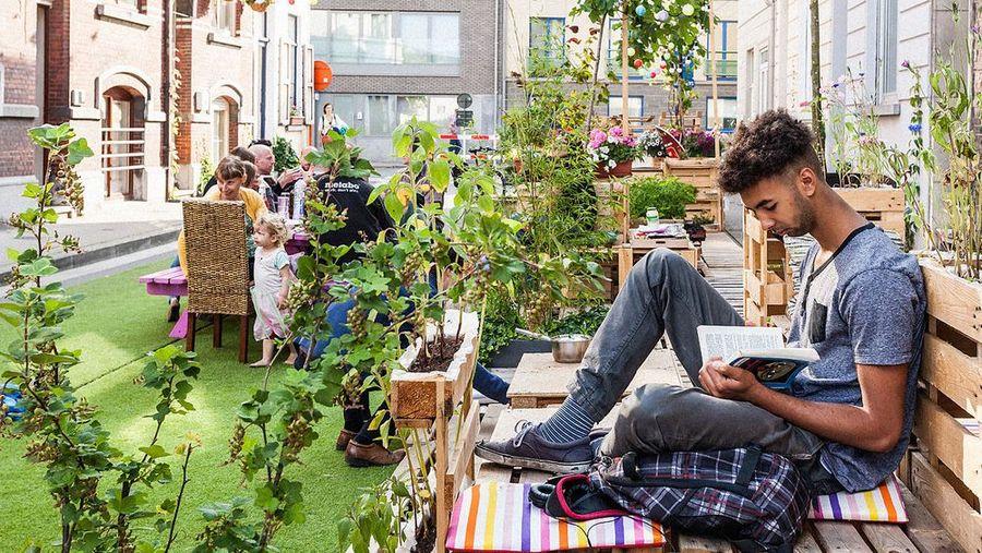 O projeto nasceu em Ghent (Bélgica), em 2013 / © Dries Gysels