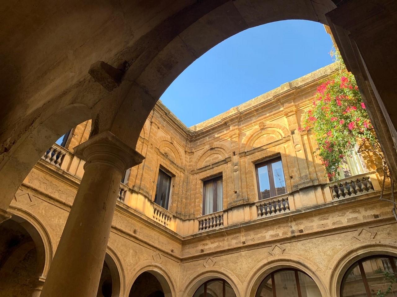 Imagem do vice-presidente da câmara Sambuca di Sicilia, Giuseppe Cacioppo