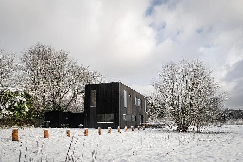 Uma casa para viver em todas as estações do ano