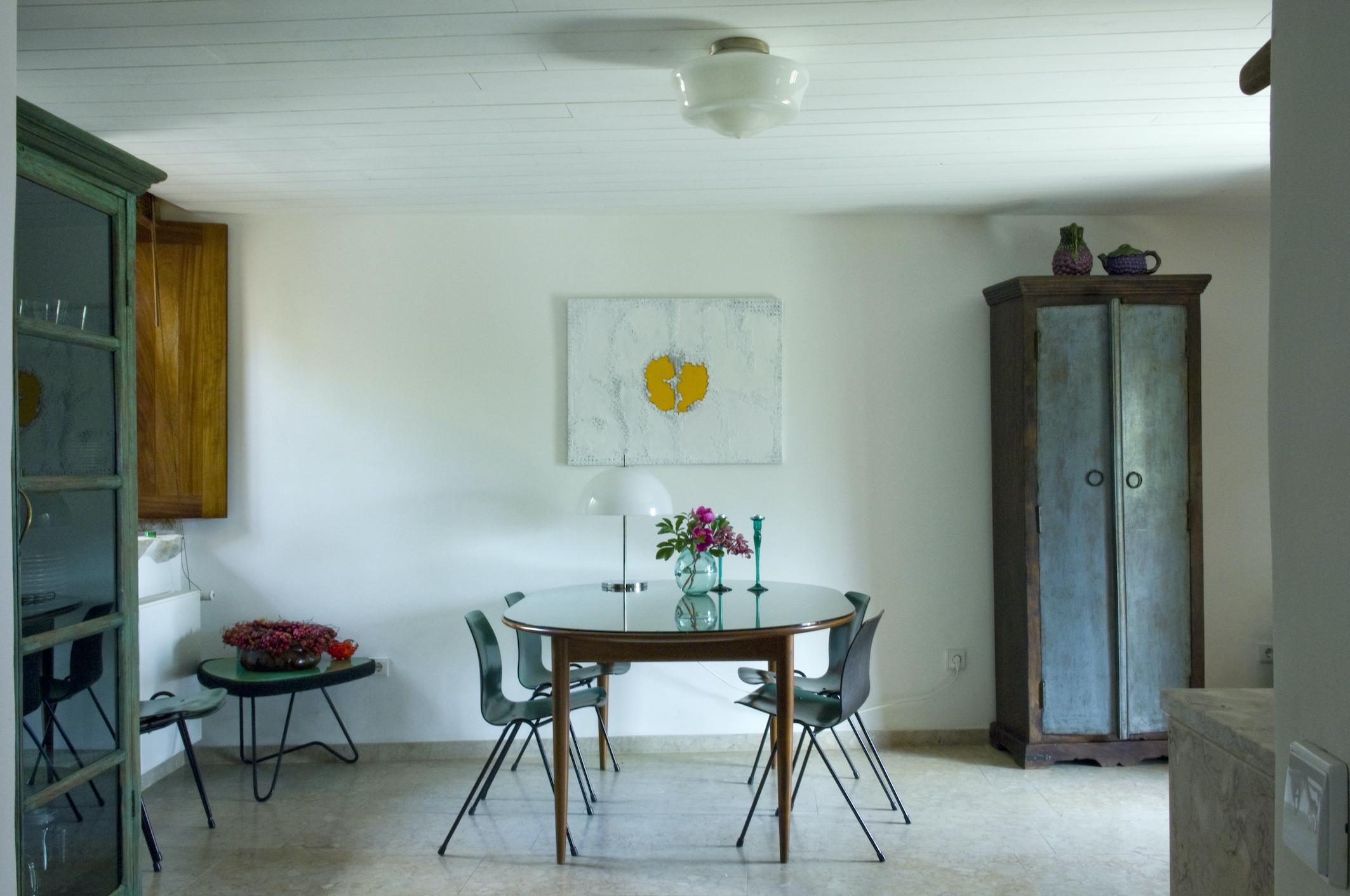 Interior da casa Alecrim / Carlos Cezanne