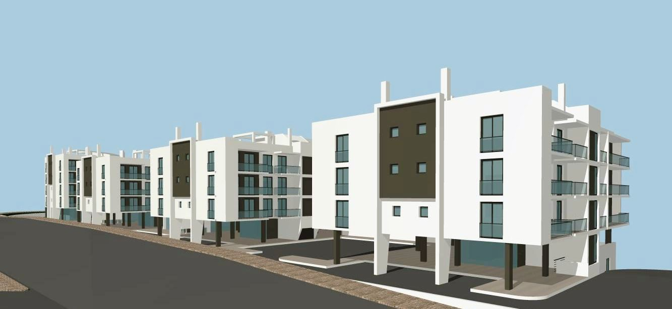 Imagem 3D do Caldas Terrace