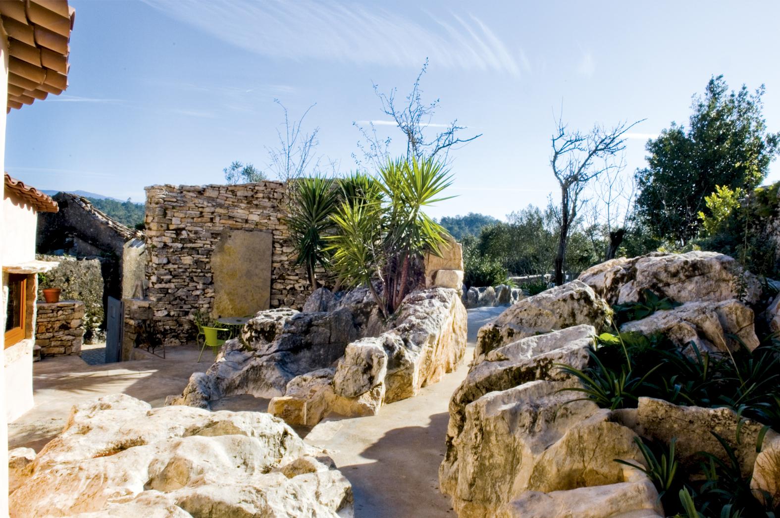 No centro do país, um paraíso rural / Carlos Cezanne