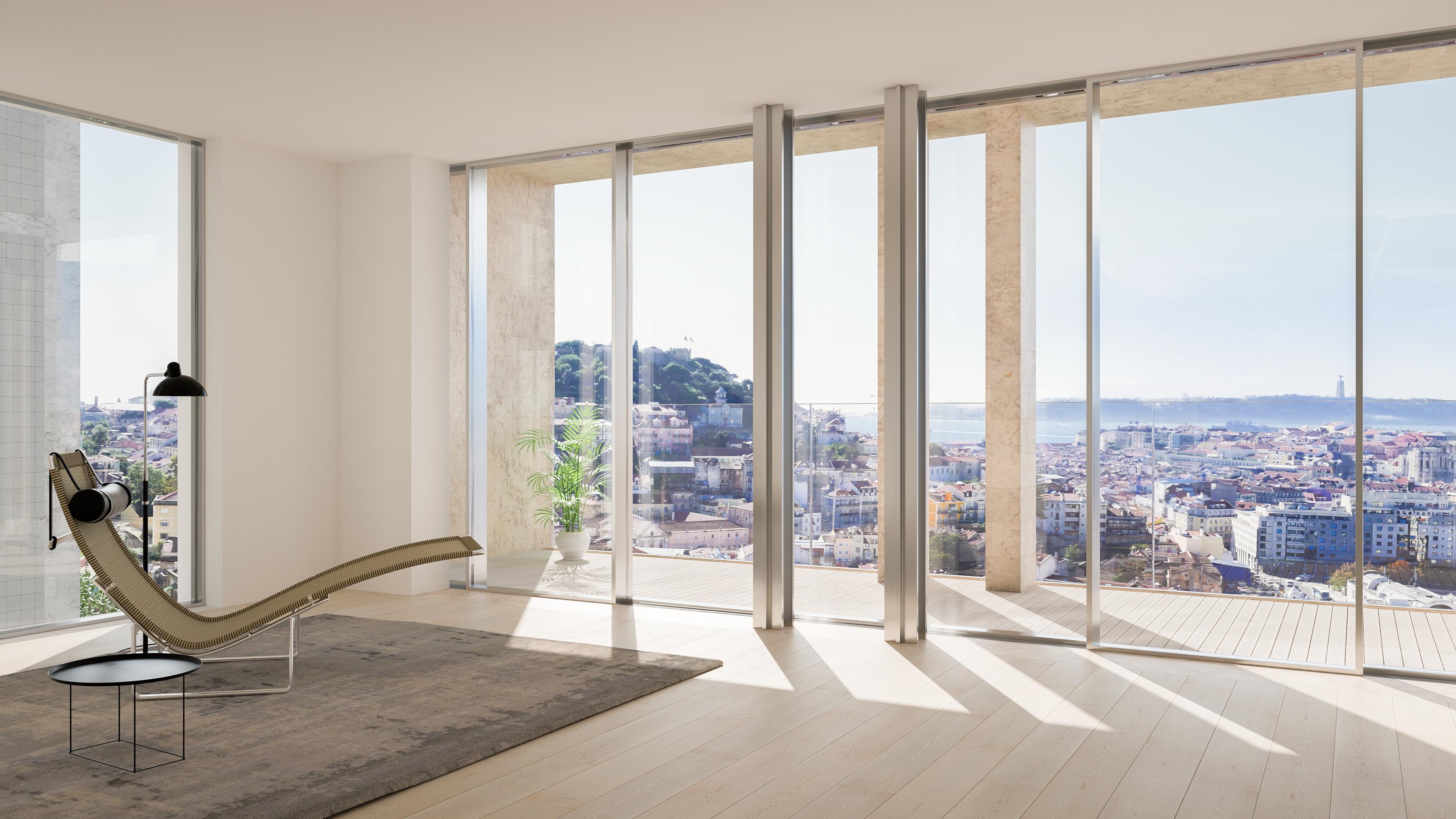 As vistas para a capital / Vanguard Properties