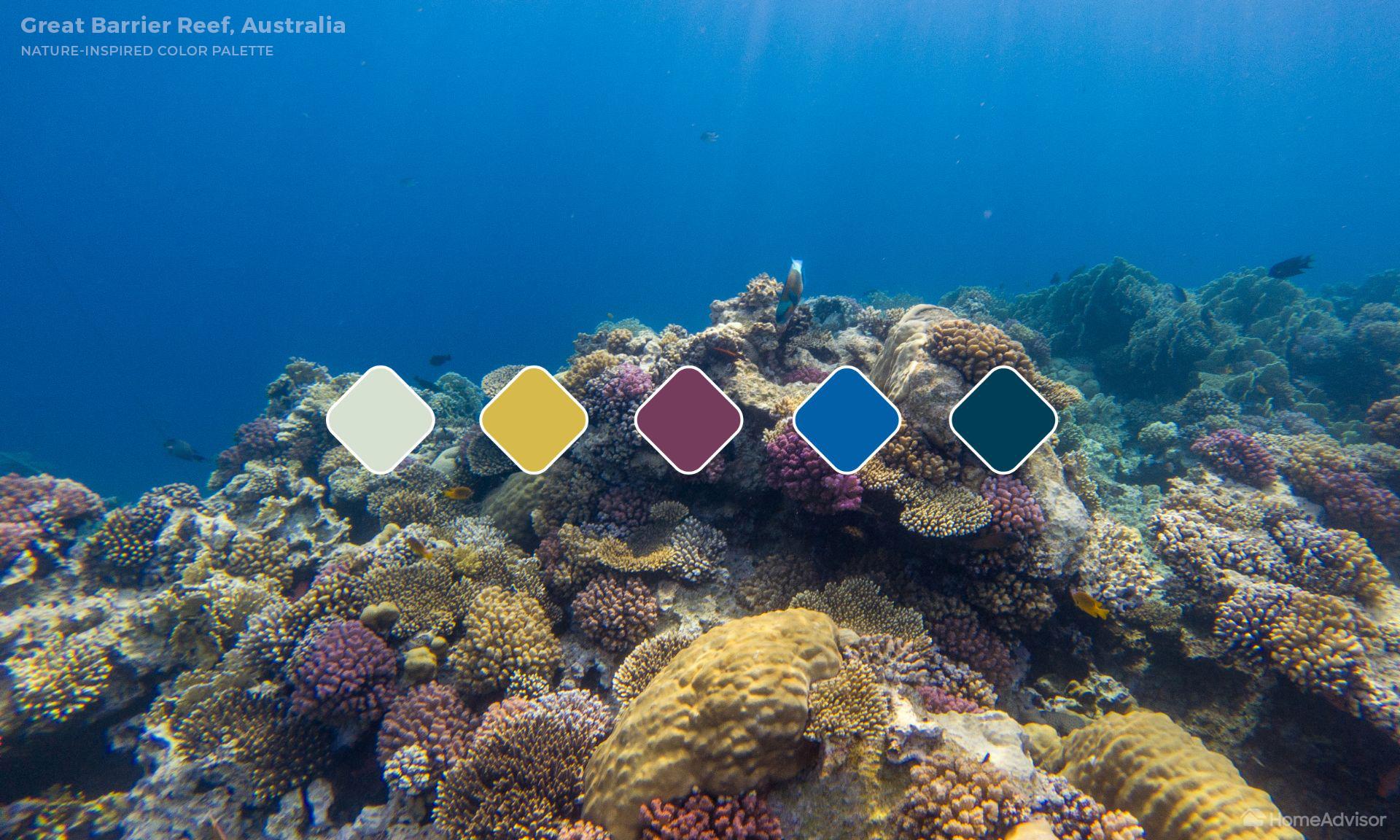 2. Grande Barreira de Corais (Austrália)