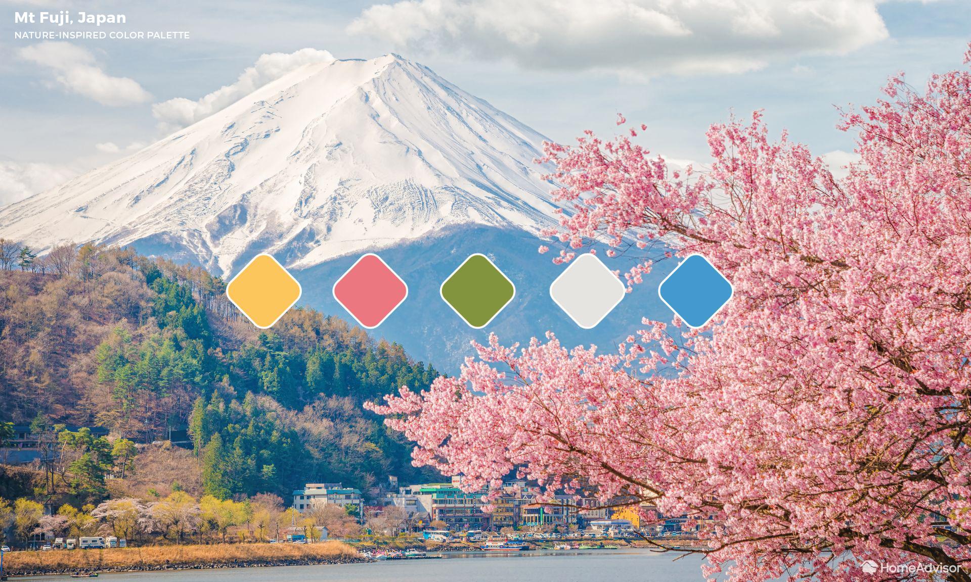 4. Monte Fuji (Honshu Island, Japão)