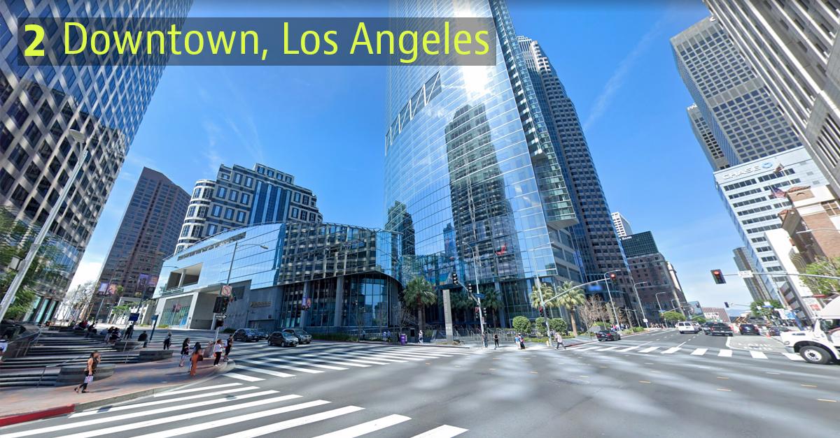 Em Los Angeles