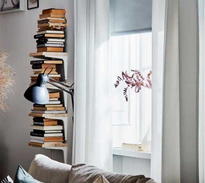 Arrumar os livros