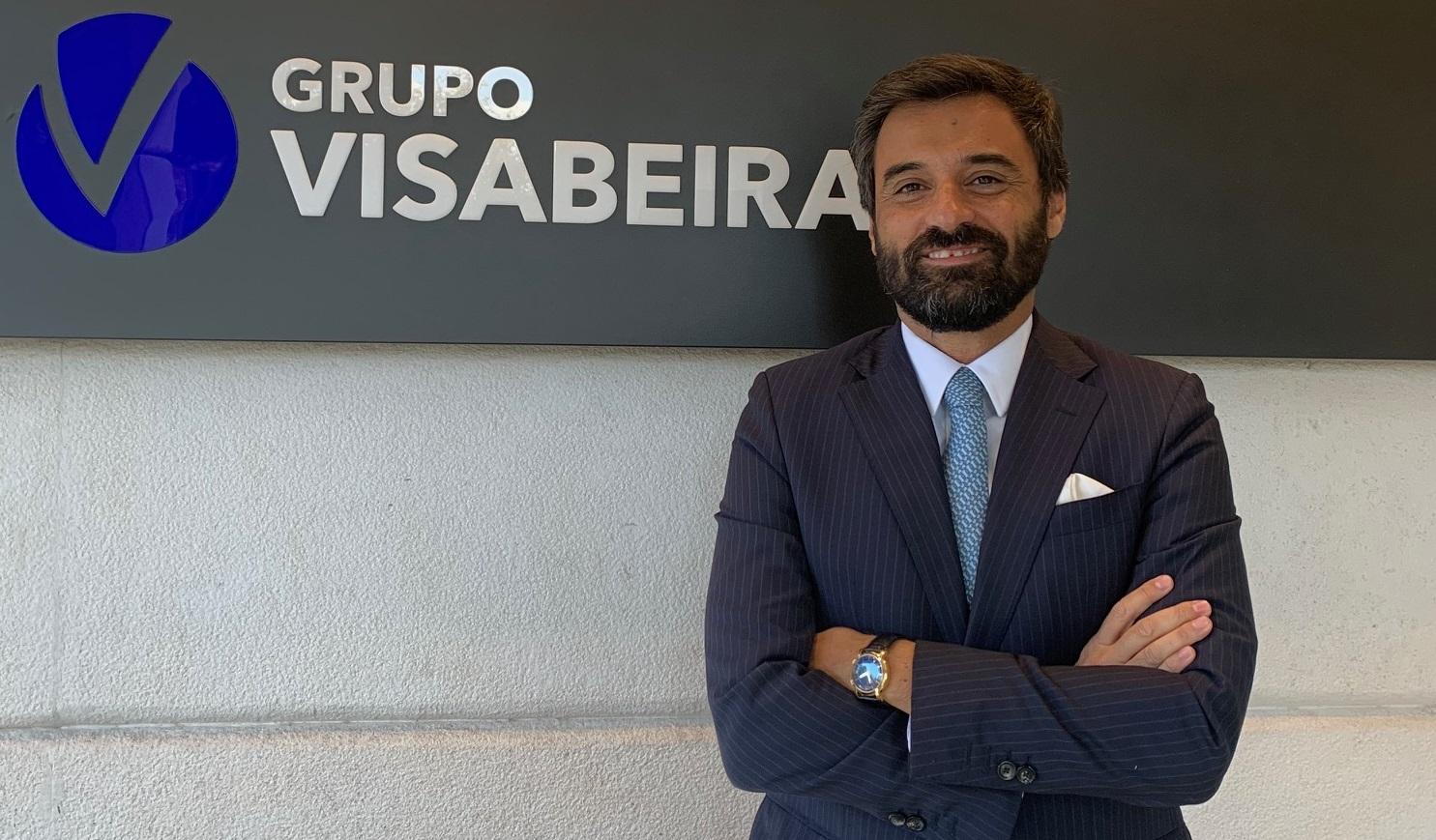 Jorge Costa, administrador da Visabeira Turismo, Imobiliária e Serviços / Visabeira