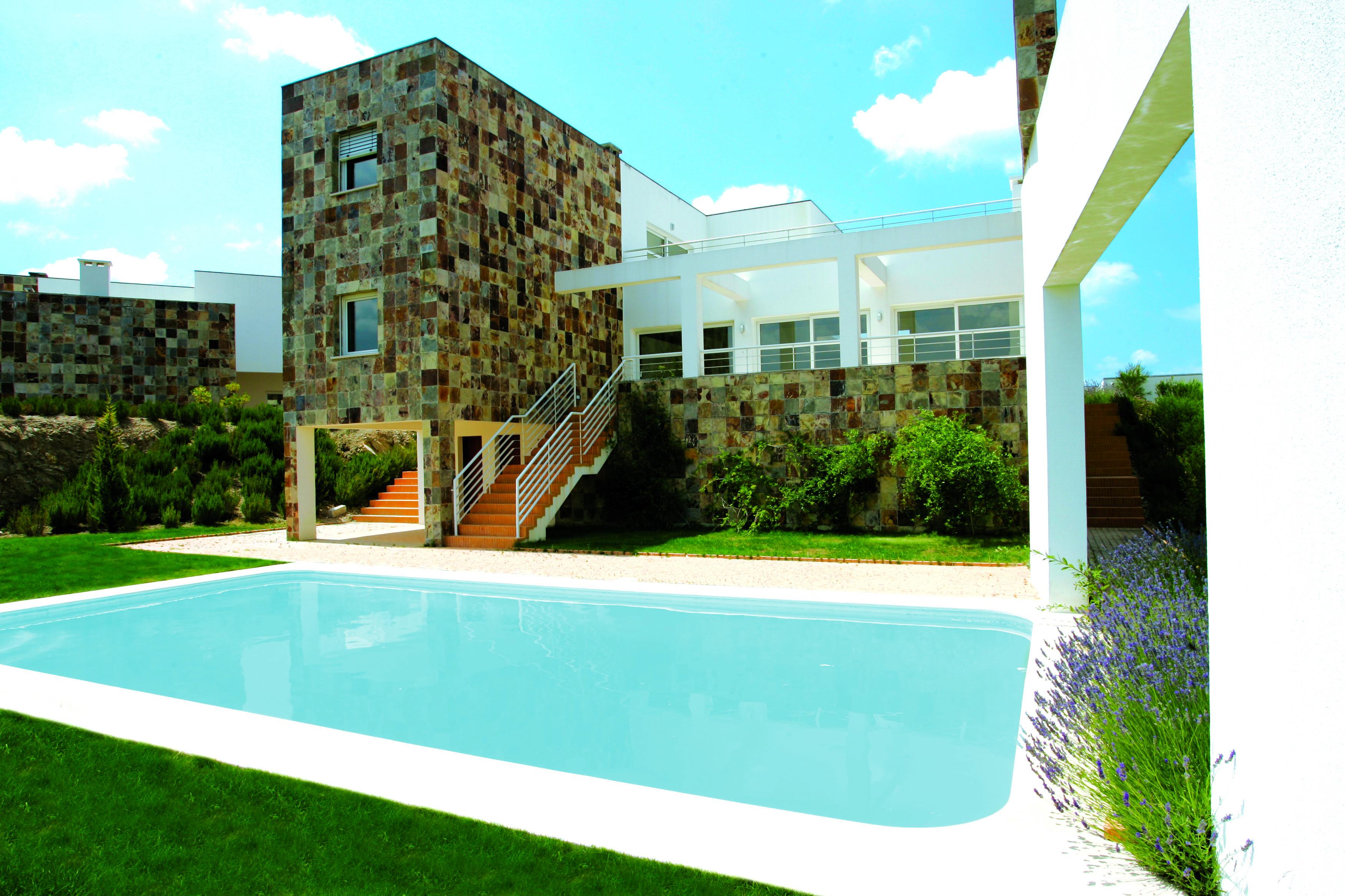 Exterior do aldeamento turístico Montebelo Aguieira Lake Resort & Spa / Visabeira