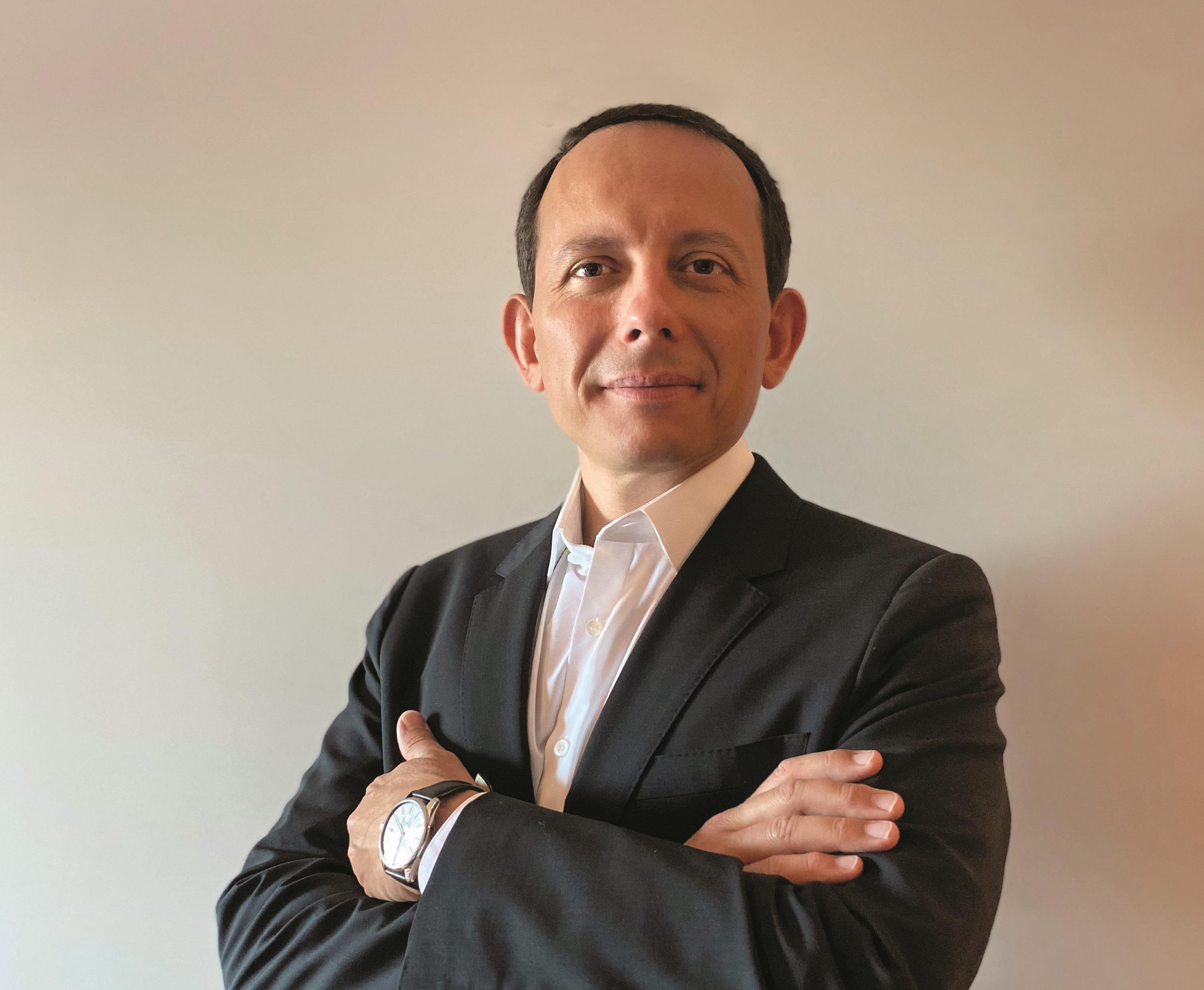 David Marques, CEO e sócio fundador da Detailsmind