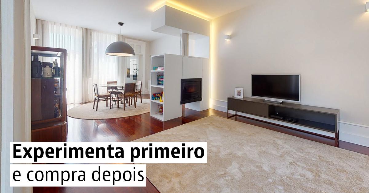 Casas para arrendar com opção de compra