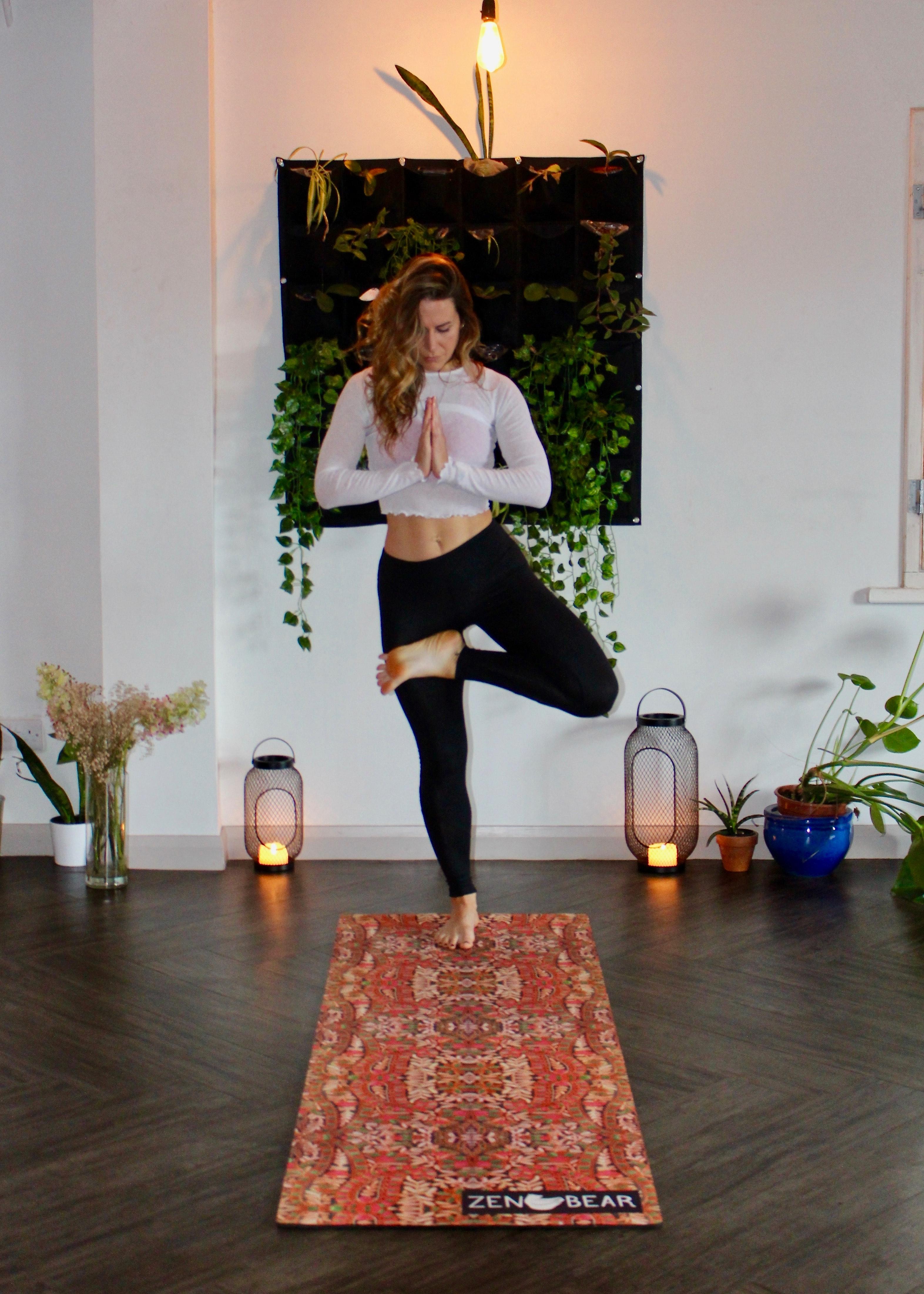 Photo by Zen Bear Yoga on Unsplash