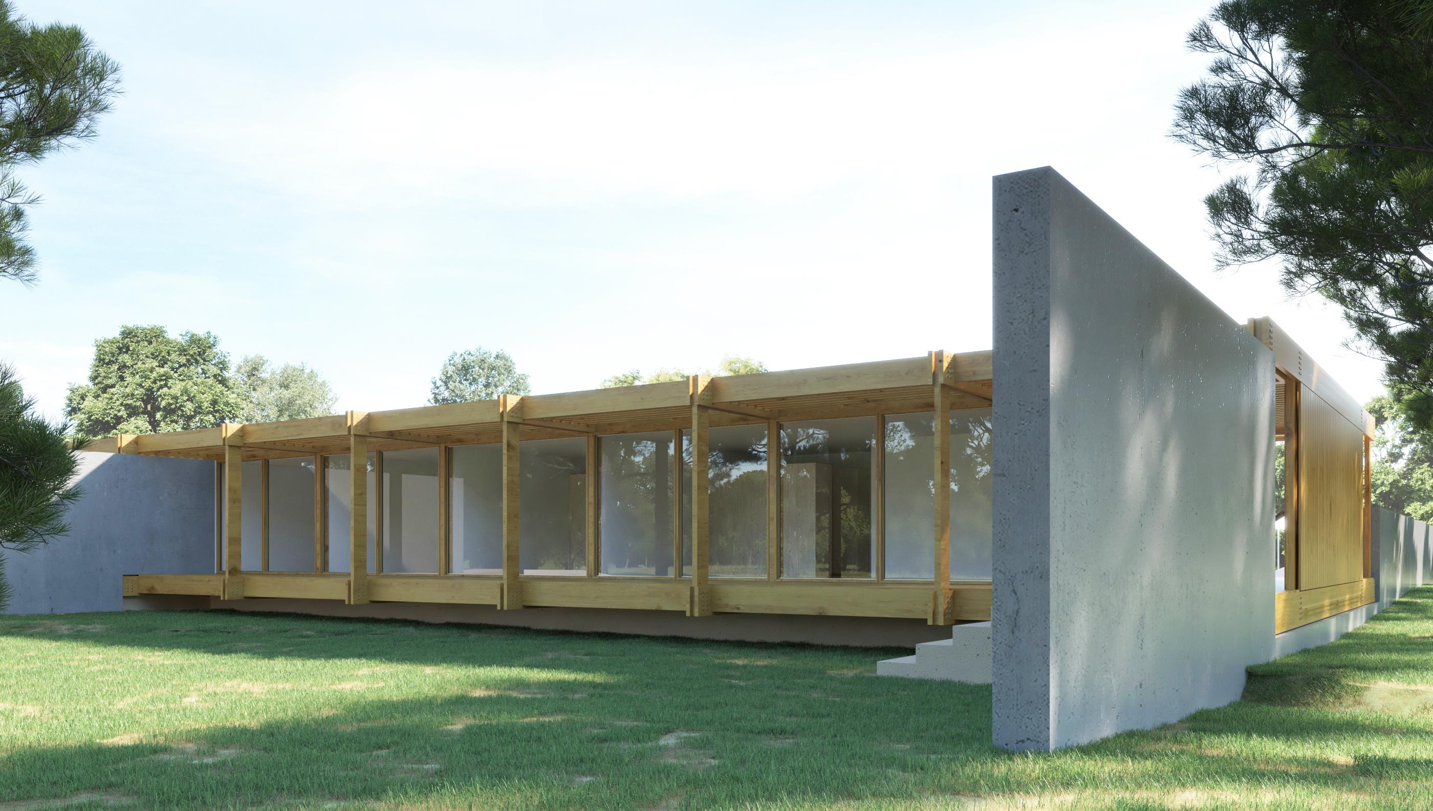 Assim será o condomínio Quintinhas / ADA - Atelier de Arquitectura