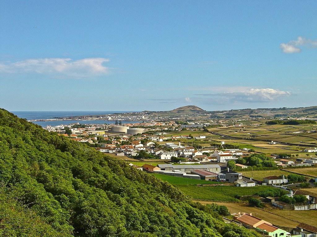 Ponta da Má Merenda, Praia da Vitória, Ilha Terceira