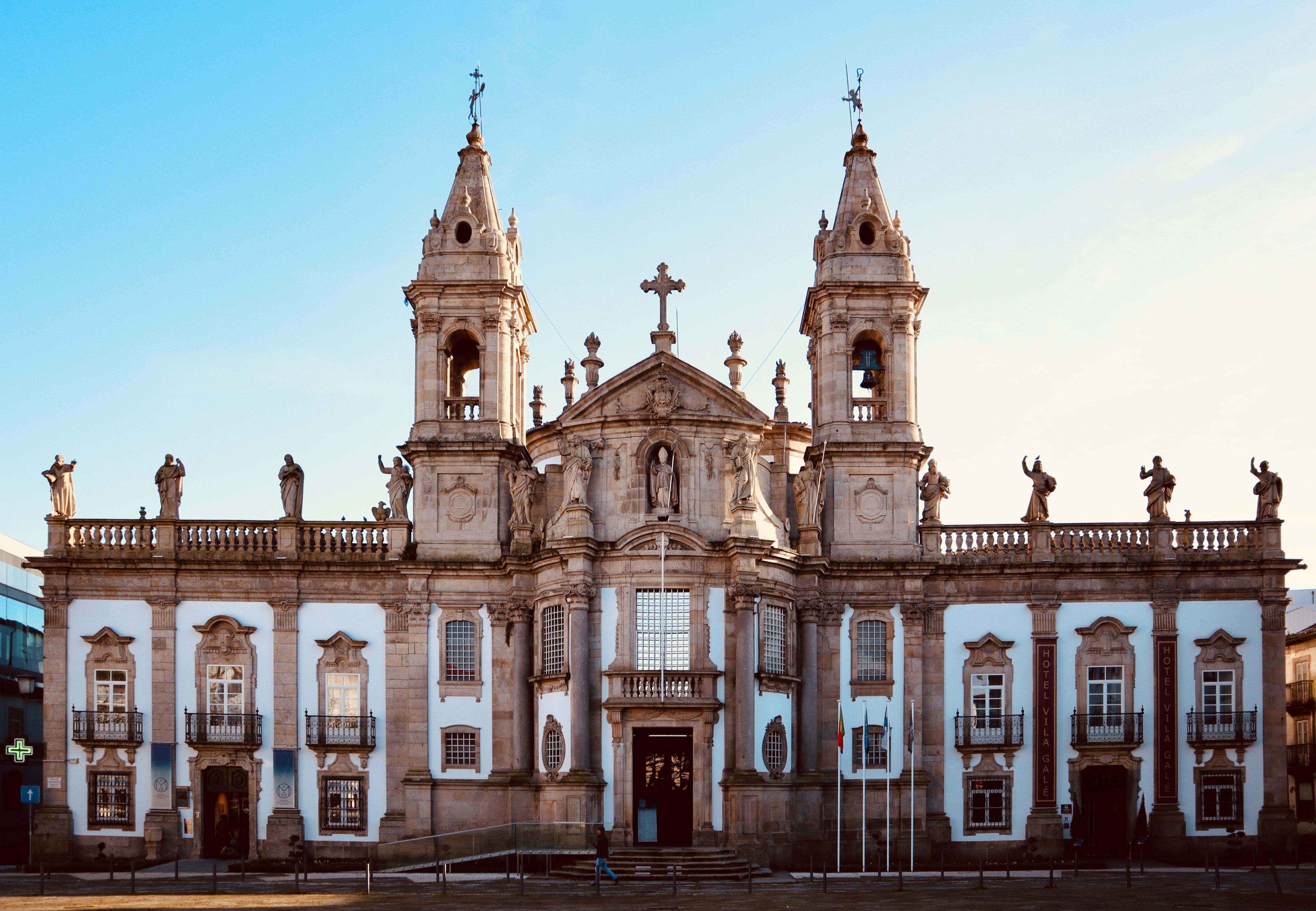 Igreja de São Marcos (Igreja do Hospital), Braga / Photo by Rui Sousa on Unsplash