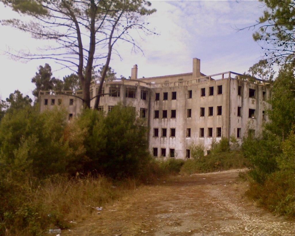 Sanatório de Mont'Alto, Valongo