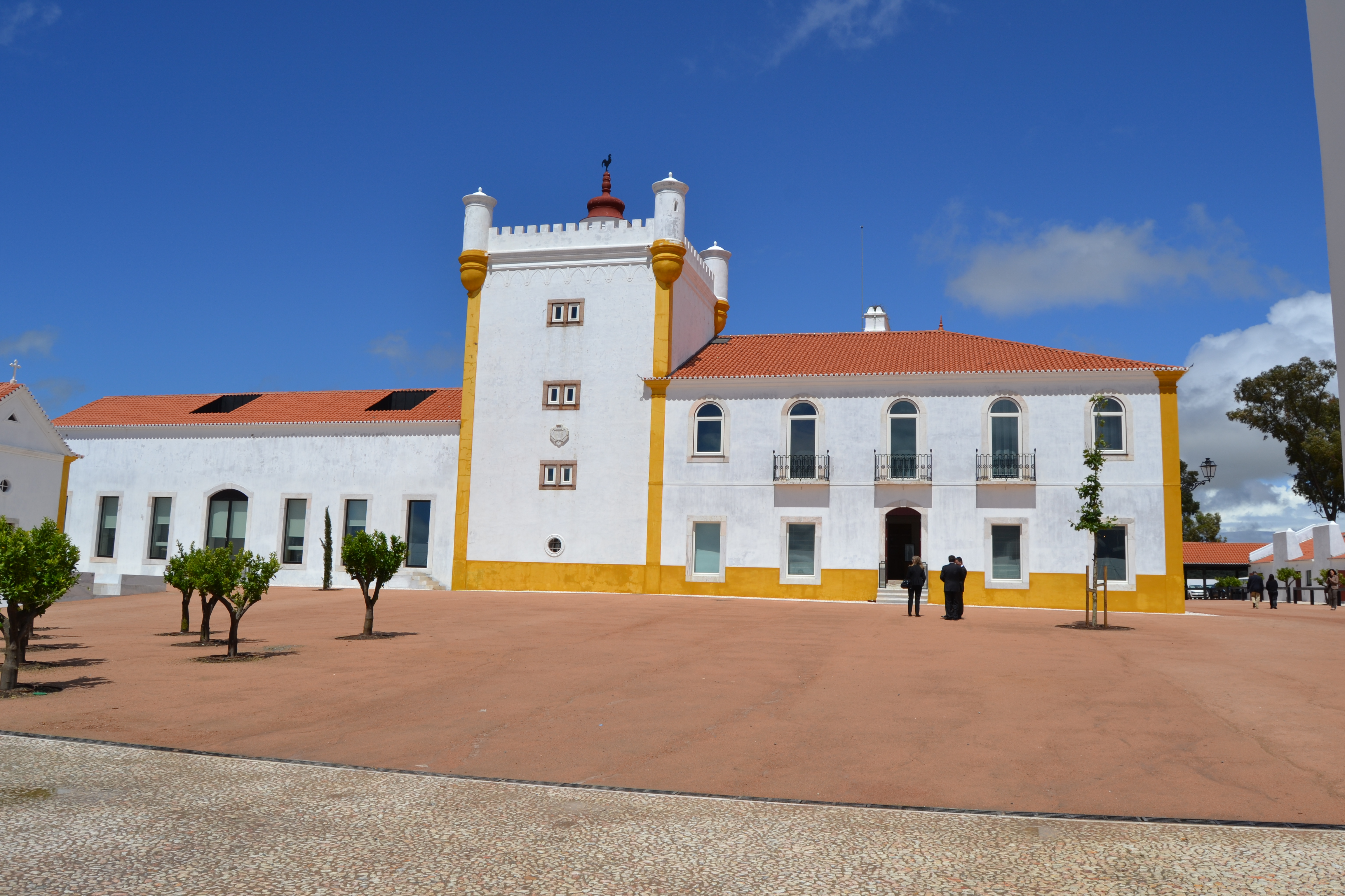 Torre de Palma Wine Hotel em Vaiamonte Monforte / PortugalRur