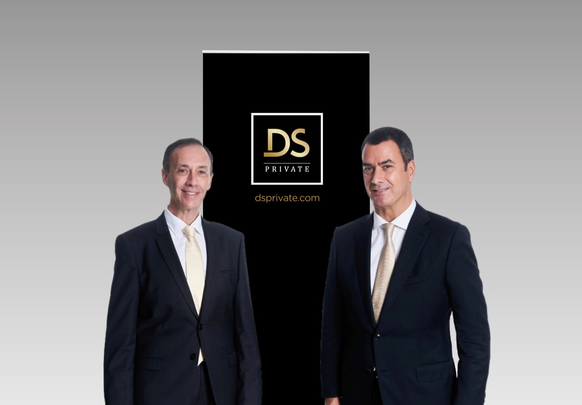 Adriano Nogueira Pinto e Paulo Abrantes, do grupo DS / DS
