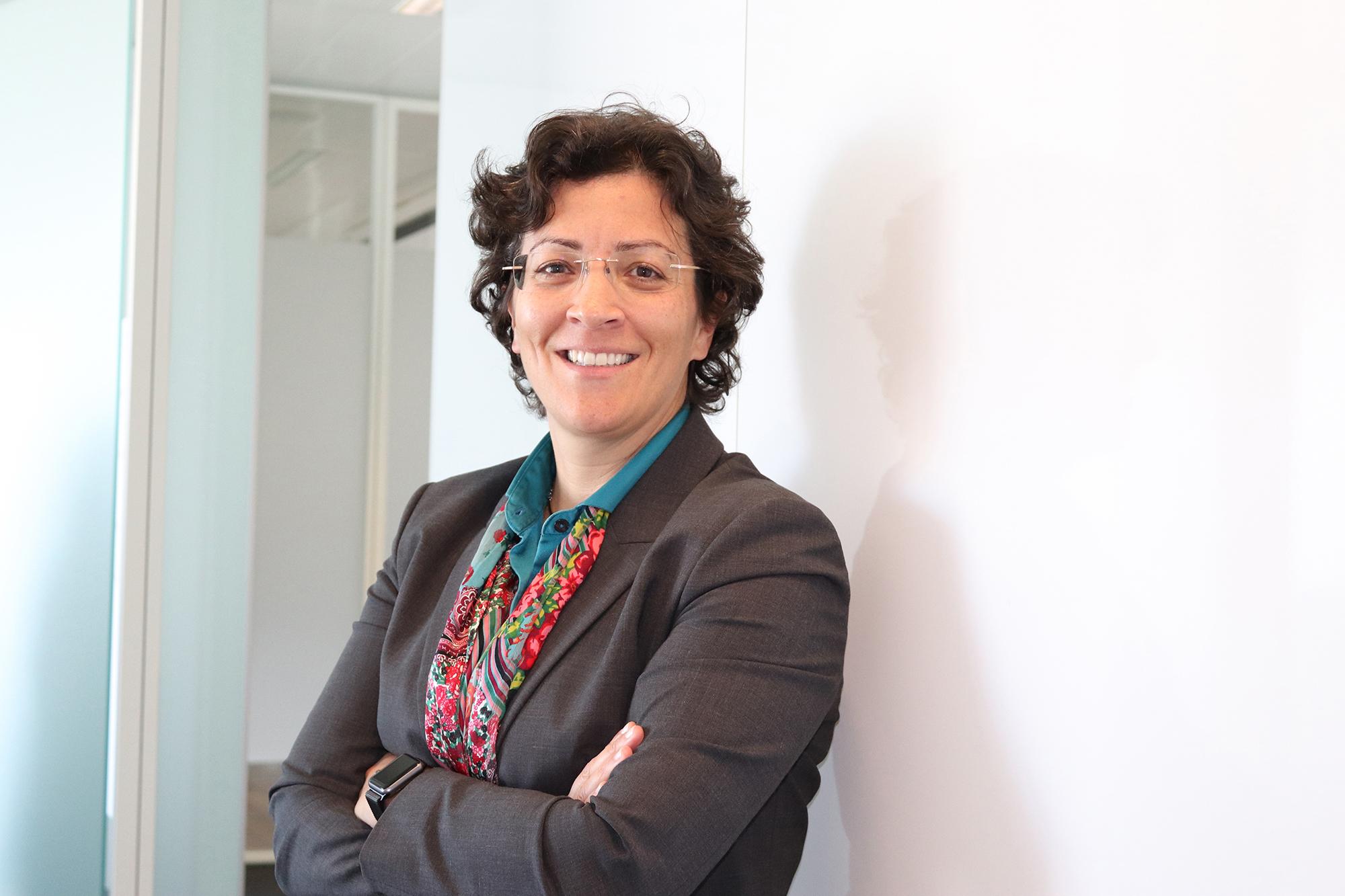 Carla Rebelo, CEO da Adecco em Portugal / Adecco