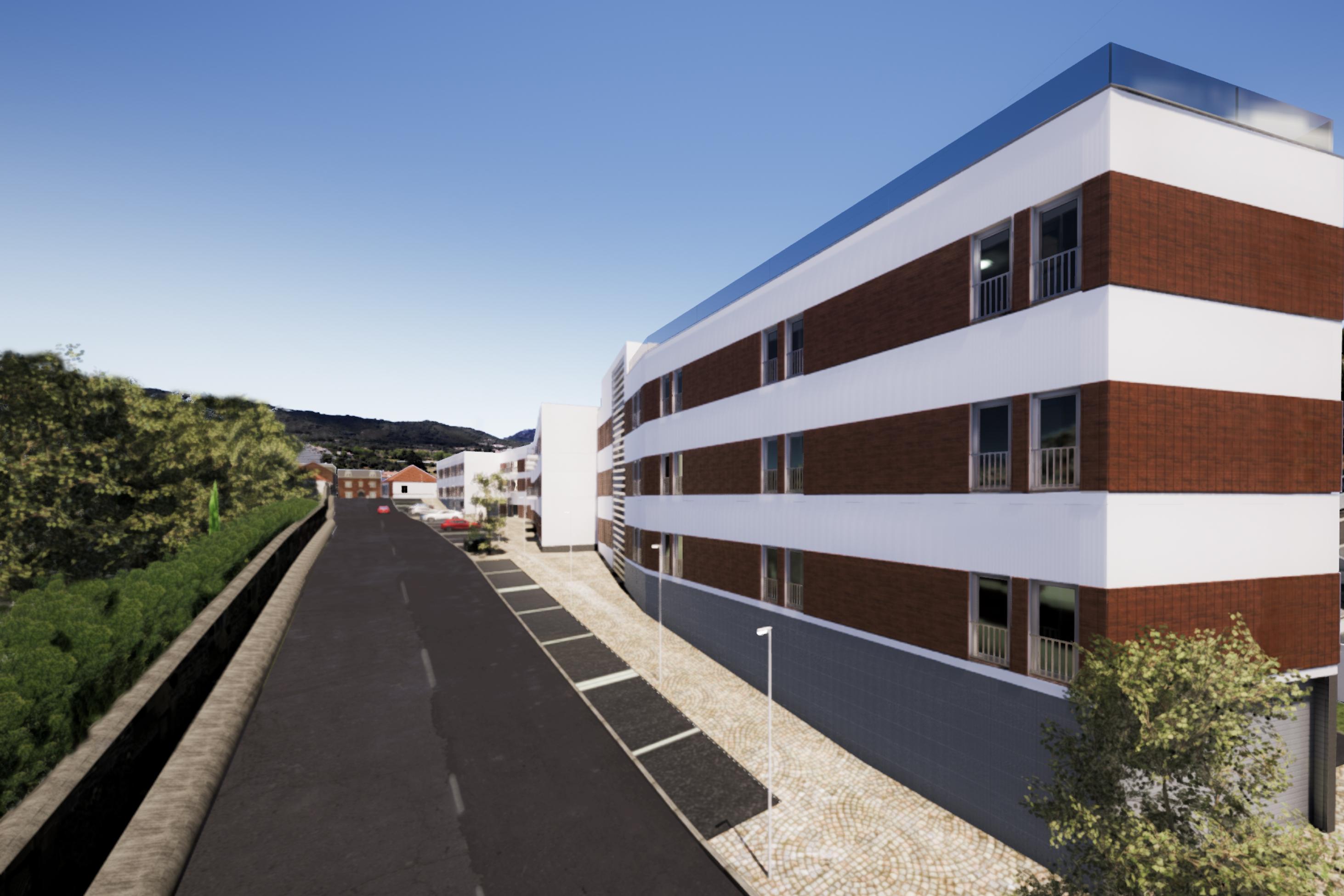 Vitória Residence vai nascer em Setúbal, nas antigas instalações da Universidade Moderna / Incentinveste