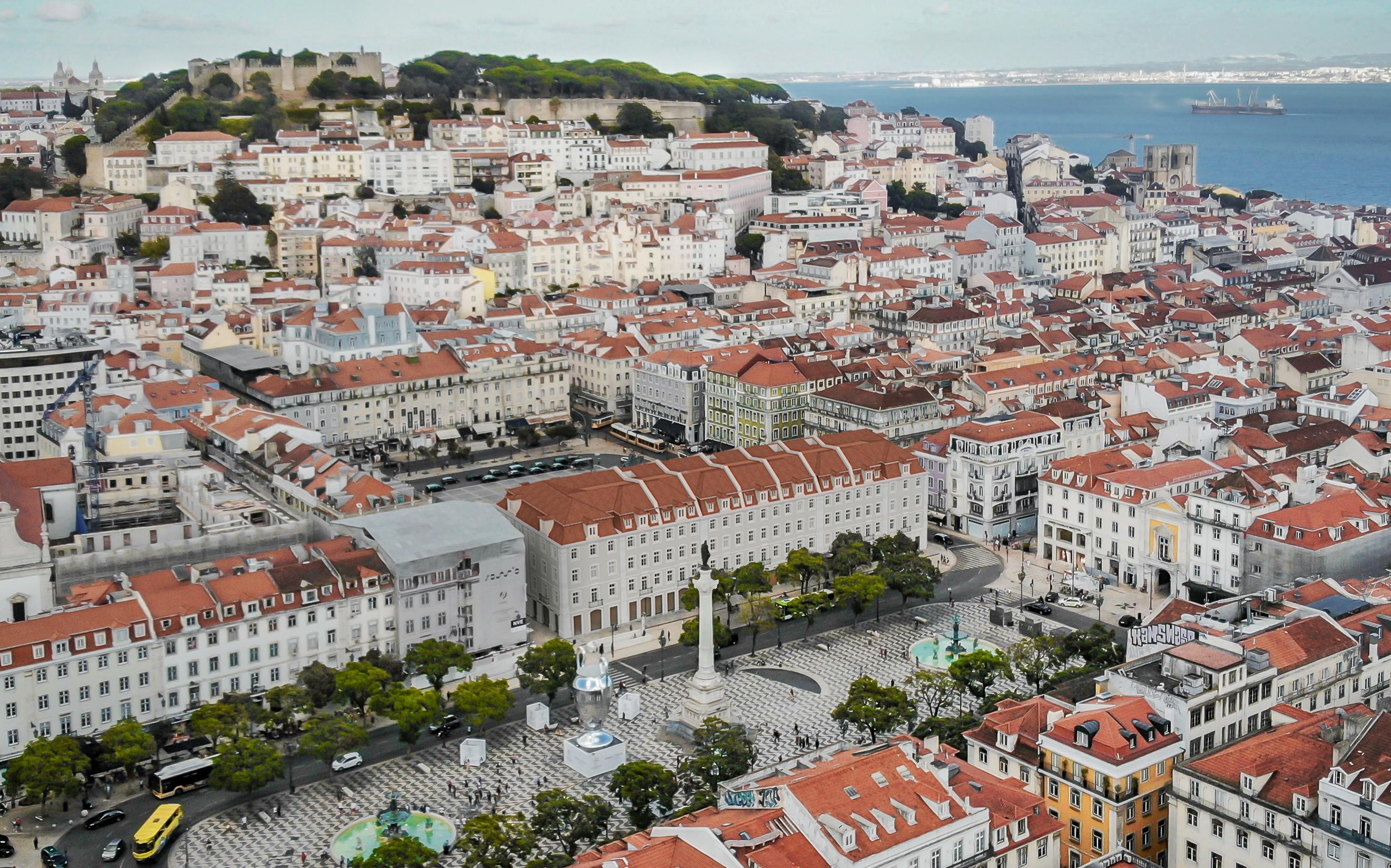 Como deverá ficar o quarteirão depois de reabilitado / JCKL Portugal