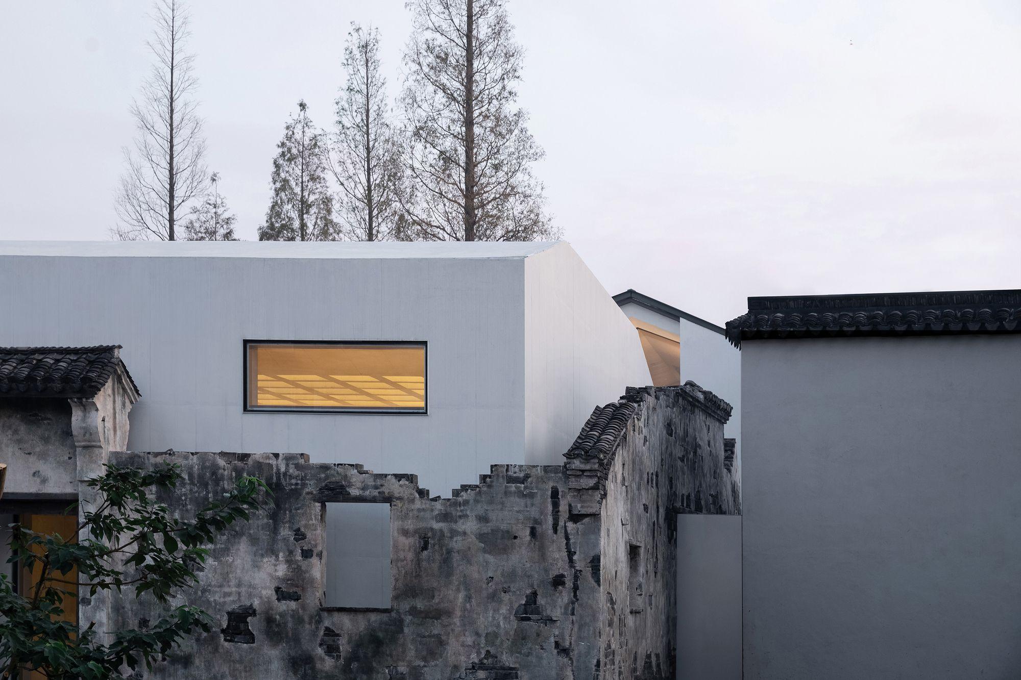 Um projeto do estúdio Shenzhen Horizontal Design