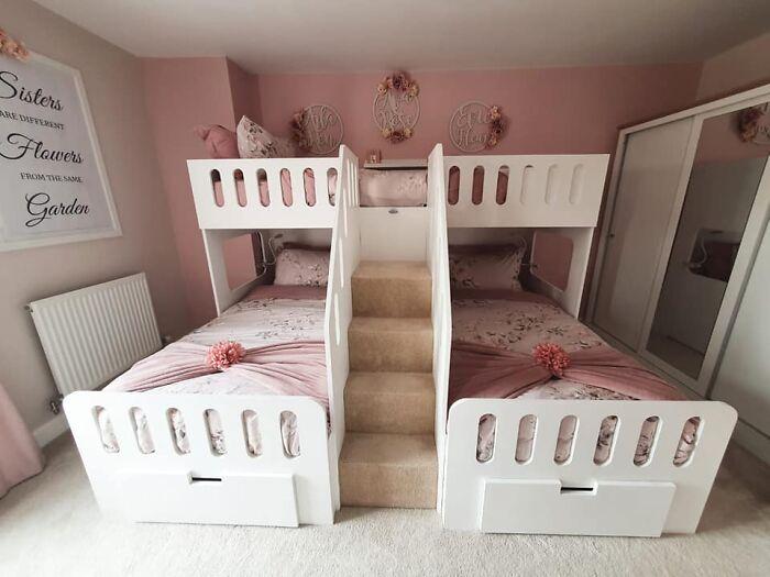 As três camas