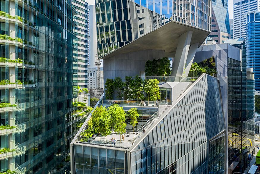 18 Robinson, melhor Tall Buildings Architectural Design / architectureprize.com