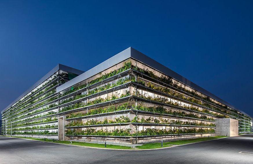 Jakob Factory, Green Architecture Design / architectureprize.com
