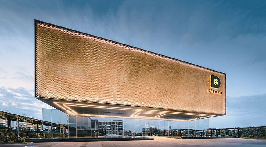 Singha D'luck Cinematic Theatre, melhor Commercial Architecture Design / architectureprize.com