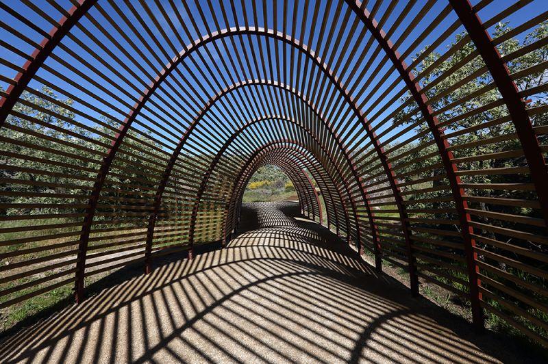 Parque do Barrocal, distinguido na categoria Public (Topiaris) / Pedro Martins
