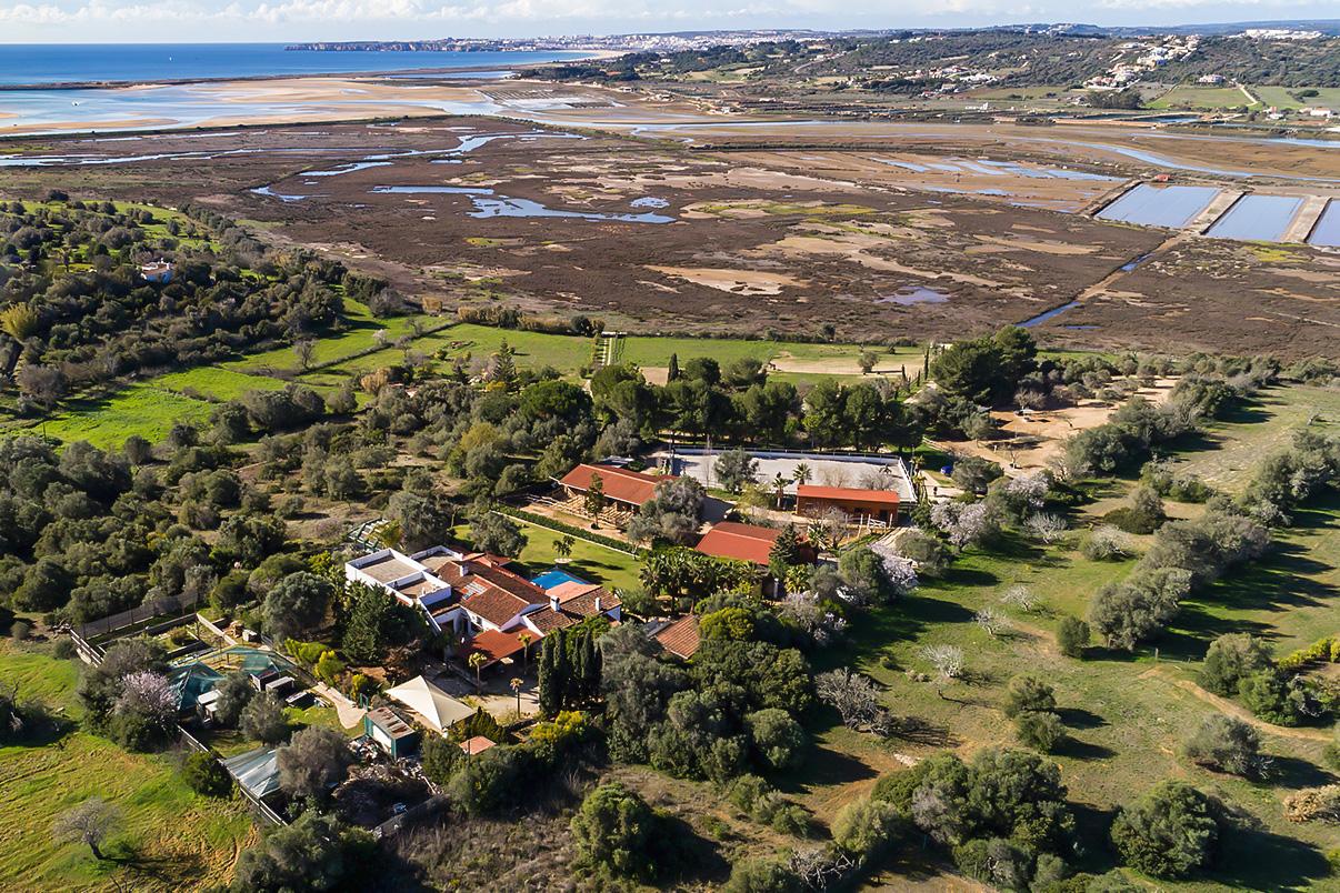 Quinta equestre no Algarve / Fonte da imagem: Engel & Völkers Portugal