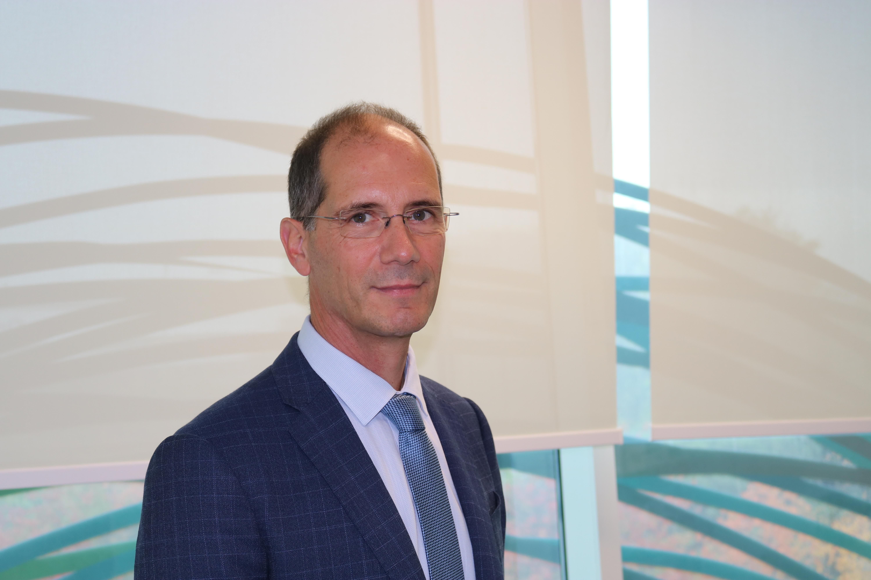 Gilles Emond, Head of Real Estate do Grupo Ageas Portugal / Ageas