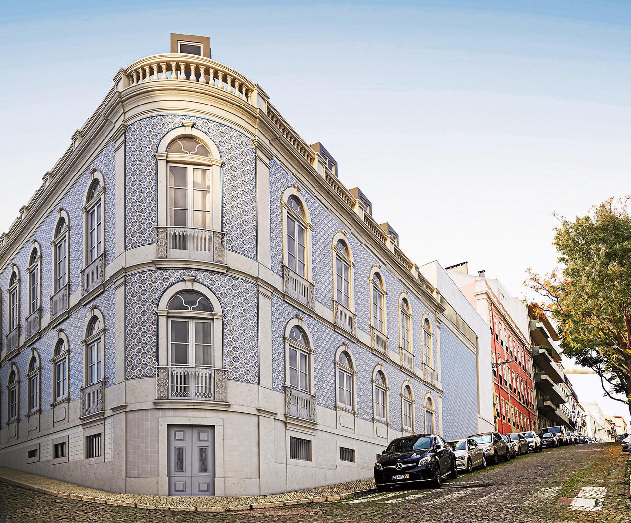 Lapa One começa a ser mostrado aos potenciais compradores no primeiro trimestre de 2021. / Vanguard Properties