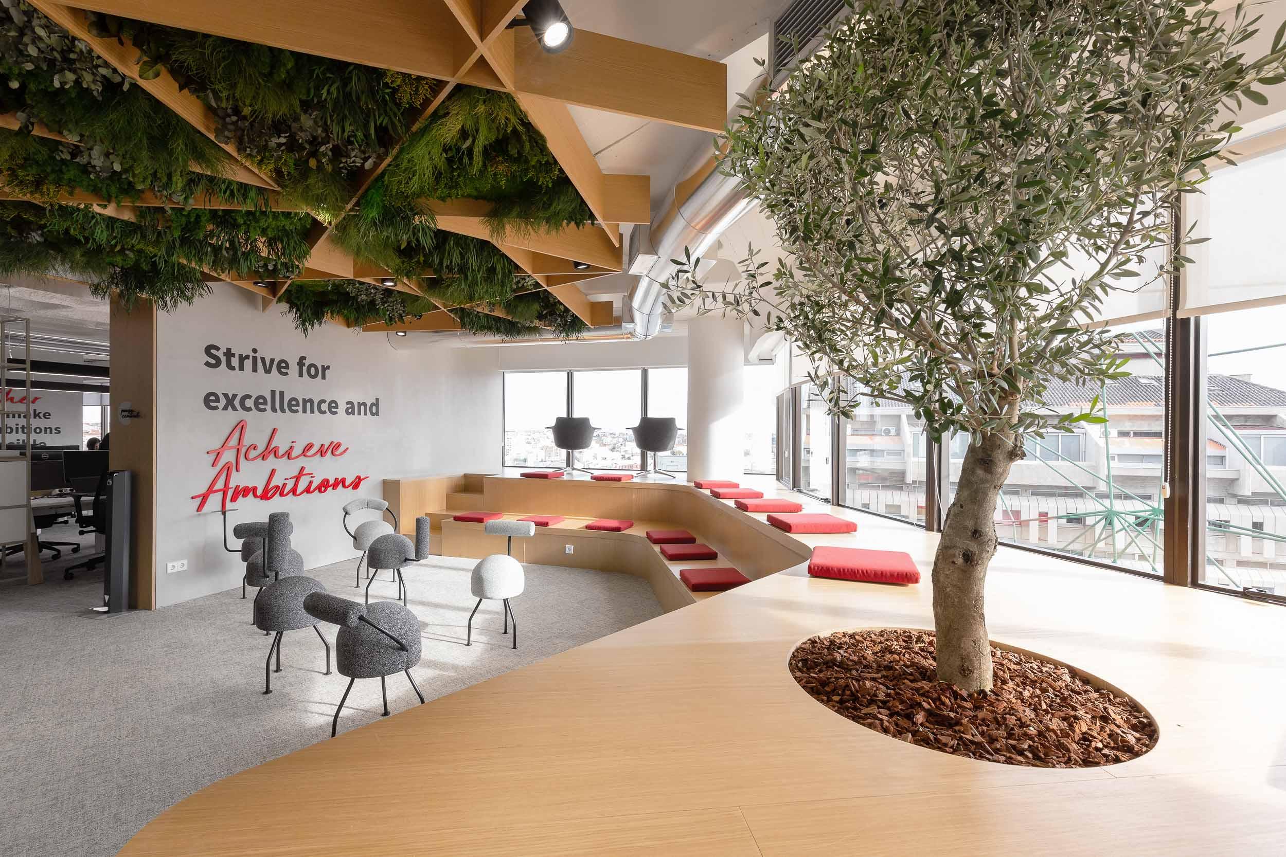 A nova sede da consultora JLL em Lisboa / JLL