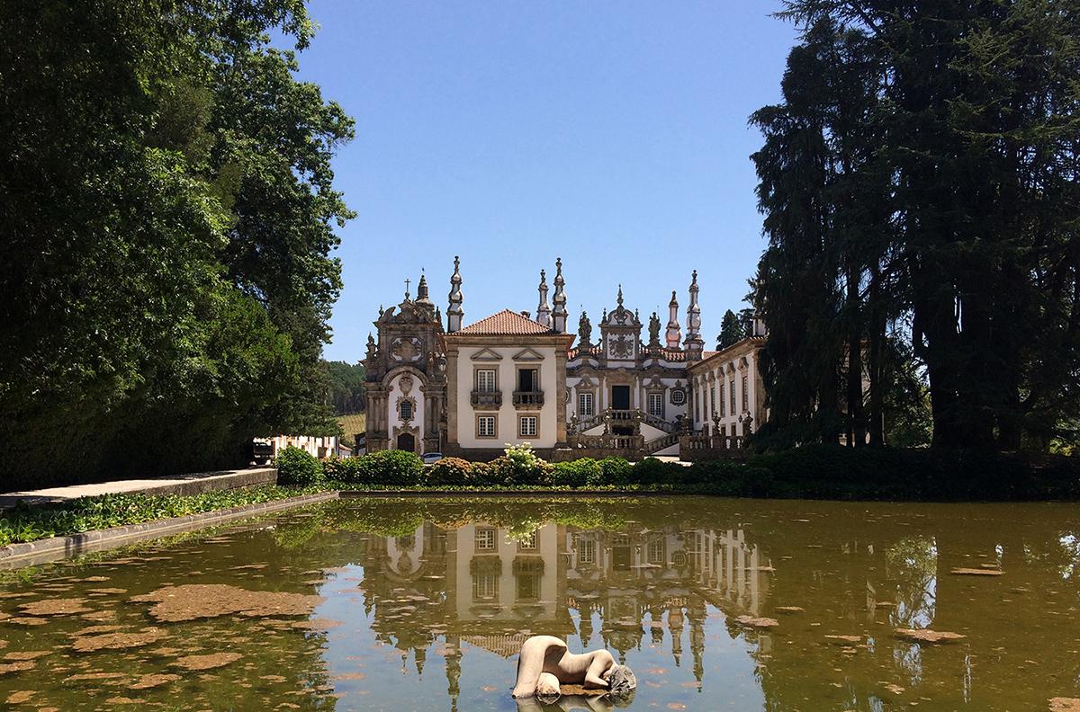 Palácio de Mateus, em Vila Real / premiorafaelmanzano.com