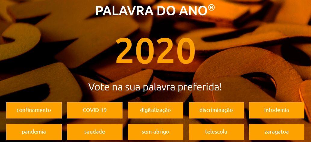 PALAVRA DO ANO