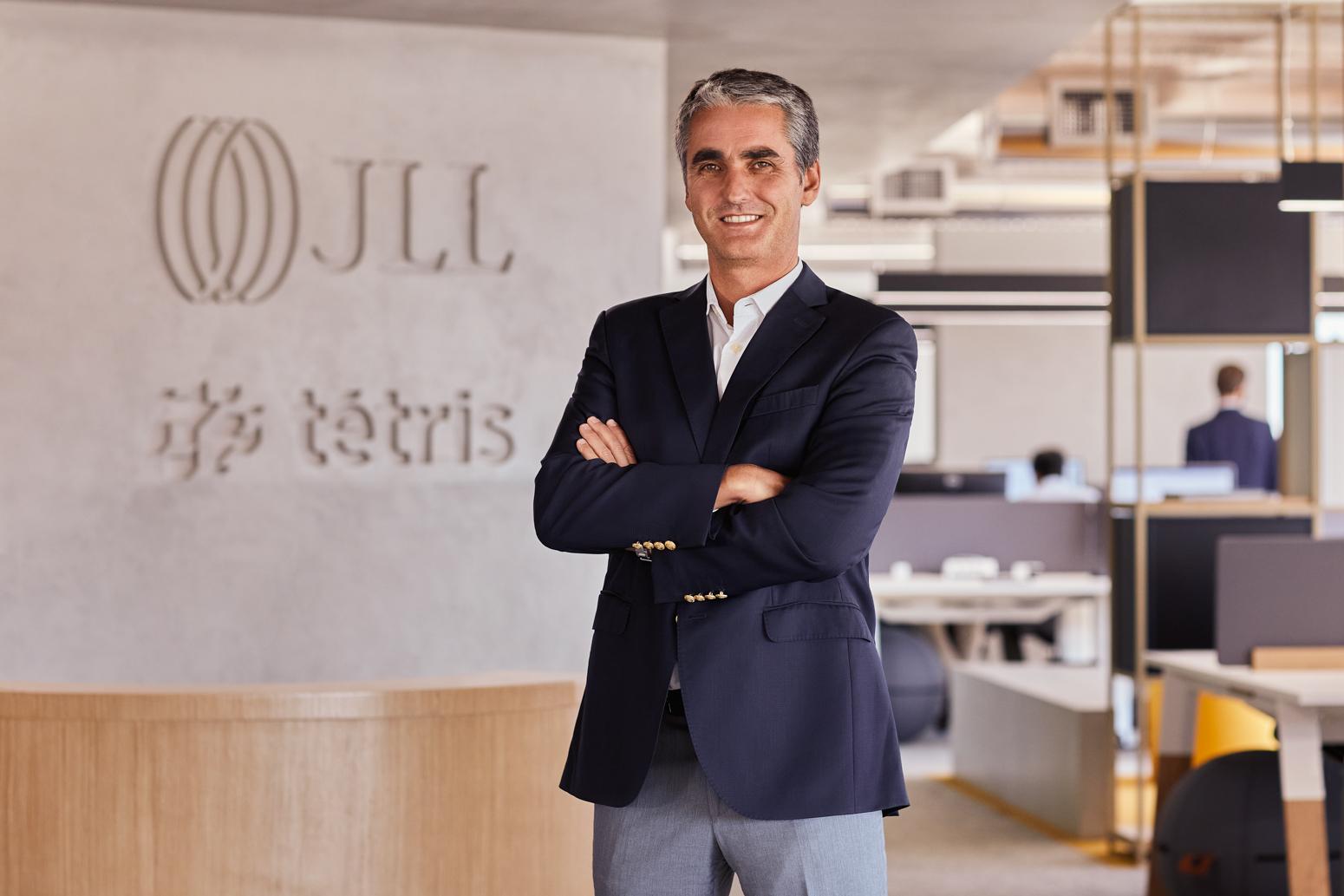 Pedro Lancastre, CEO da JLL em Portugal / JLL