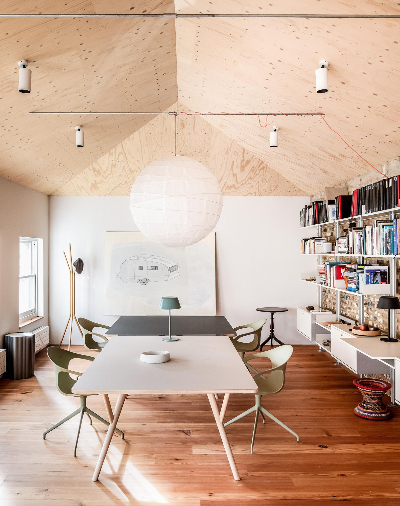 Salas de reuniões e espaços para eventos