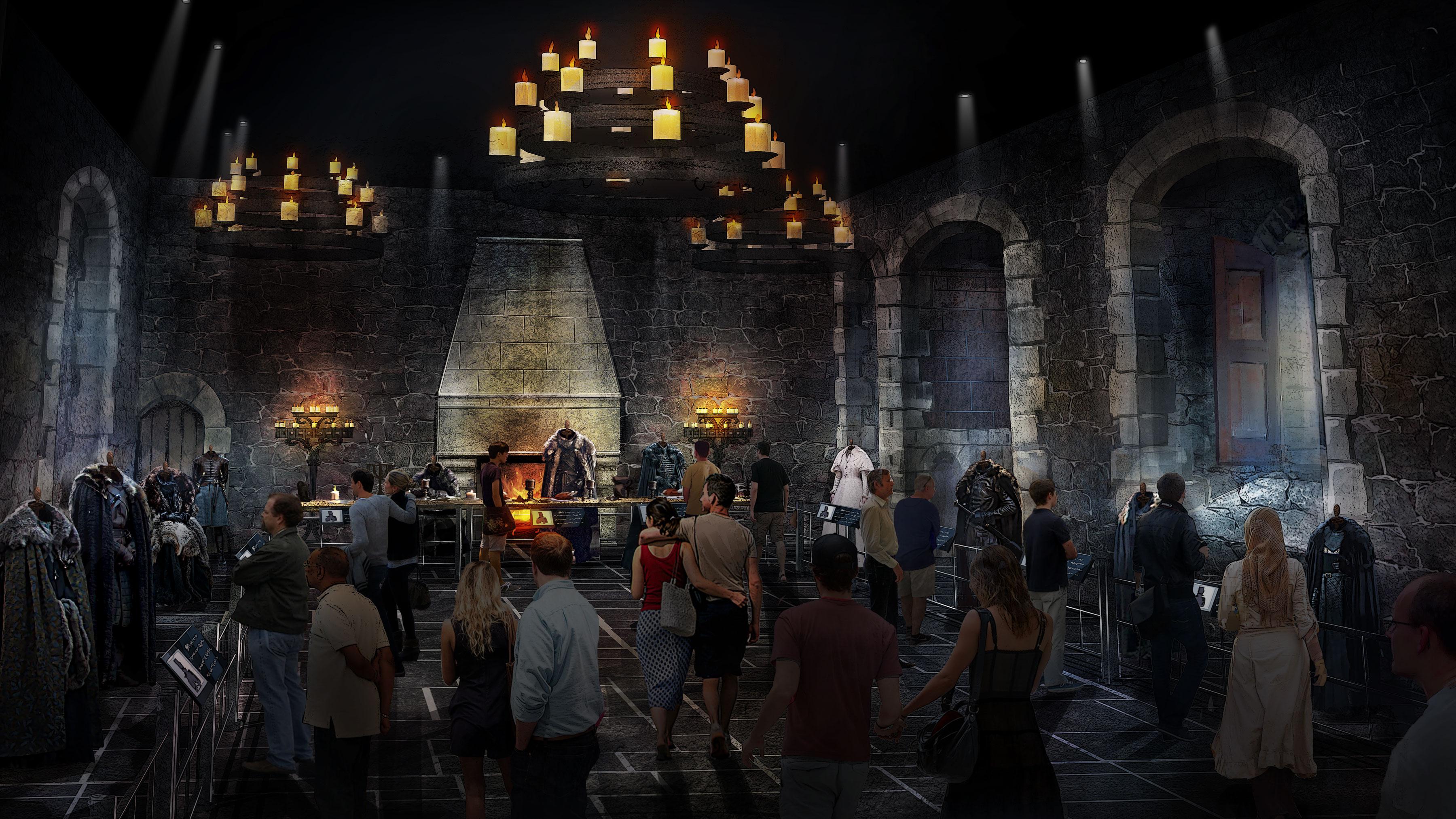 HBO®, Game of Thrones® / Turismo da Irlanda